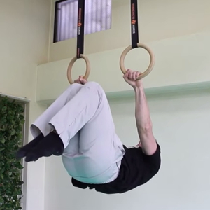 Open Front Tuck front lever progression