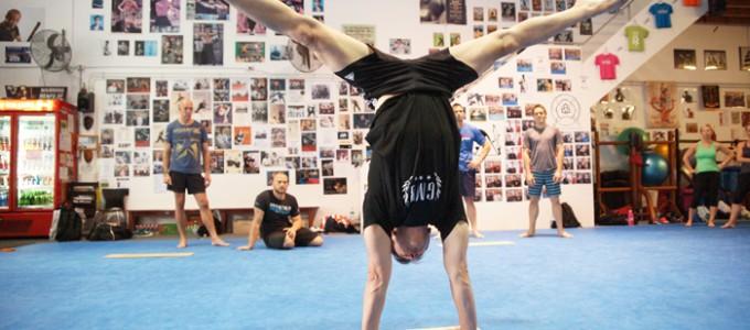 How Ryan Hurst Uses skill-based calisthenics for physical fitness & everyday life