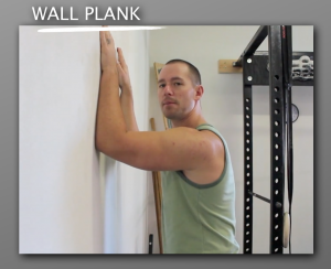 Wall Plank 300x244 9 Plank Progressions Everyone Should Be Using