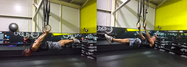 Meet Dave: An SOA Follower Who Practices Advanced Calisthenics at 50 Years Old