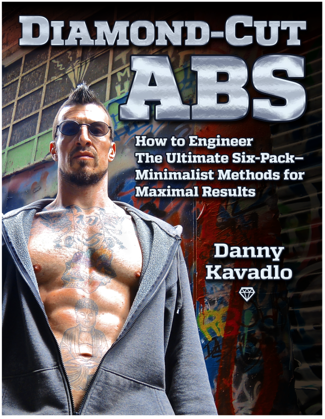 diamond-cut abs cover