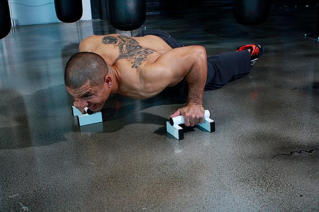 The Bodyweight Cardio 500 Challenge