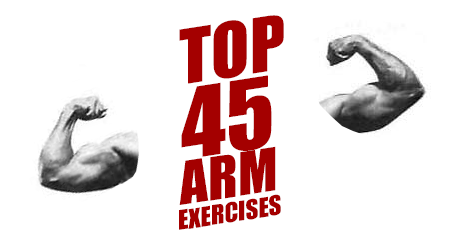 45 Bodyweight Arm Exercises To Help You Build Strength & Definition
