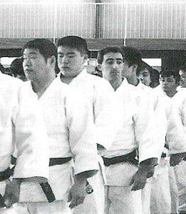 Ryan Hurst Judo
