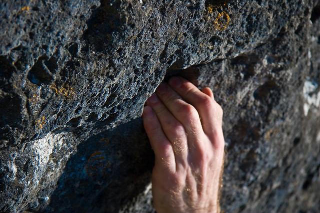 climbing grip