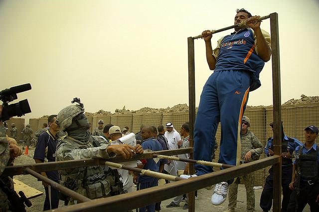Iraq pull up