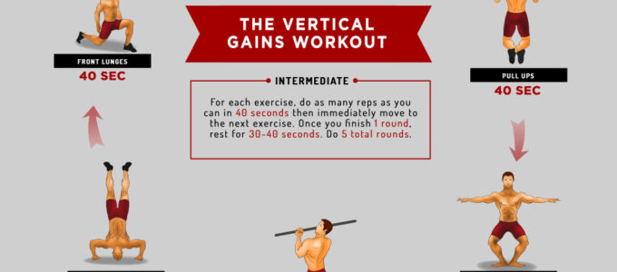 The Vertical Gains Workout