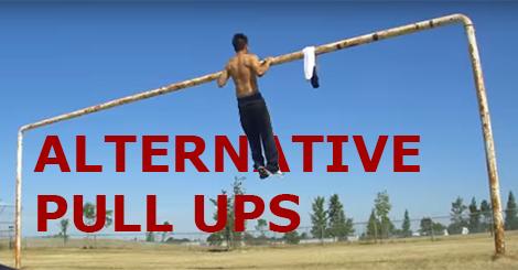 5 Alternative Ways to Do Pull-Ups
