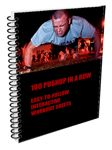 Learn How To Do 100 Pushups In A Row